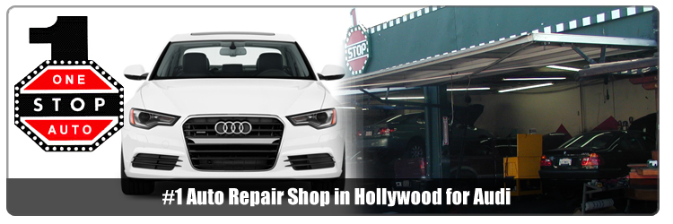 hollywood audi parts and service