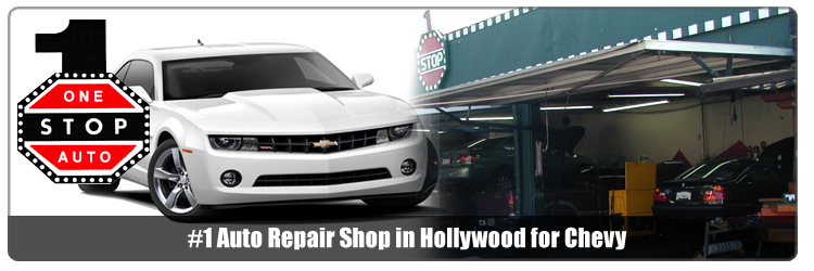 hollywood chevy parts and service