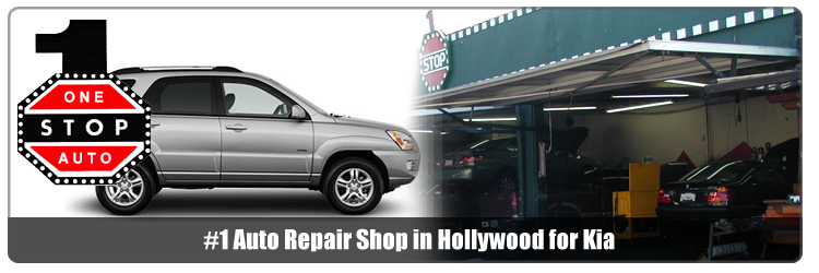 kia auto repair hollywood ca