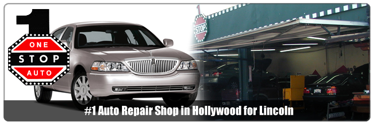 hollywood lincoln parts and service