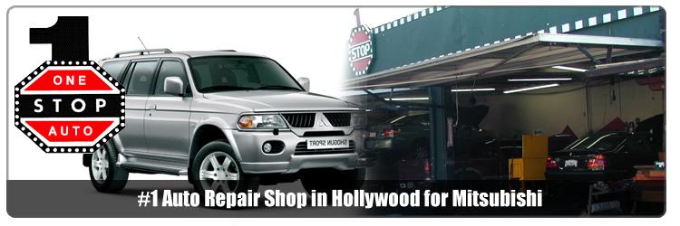 Mitsubishi Auto Repair Hollywood Ca
