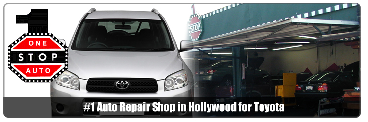 Hollywood Toyota Parts And Service