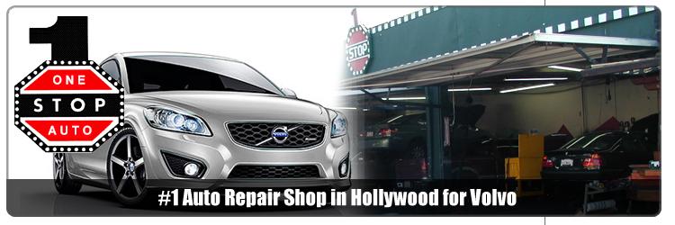 Volvo Auto Repair Hollywood Ca