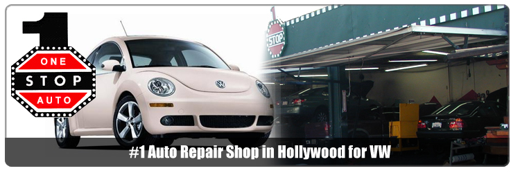 hollywood vw parts and service